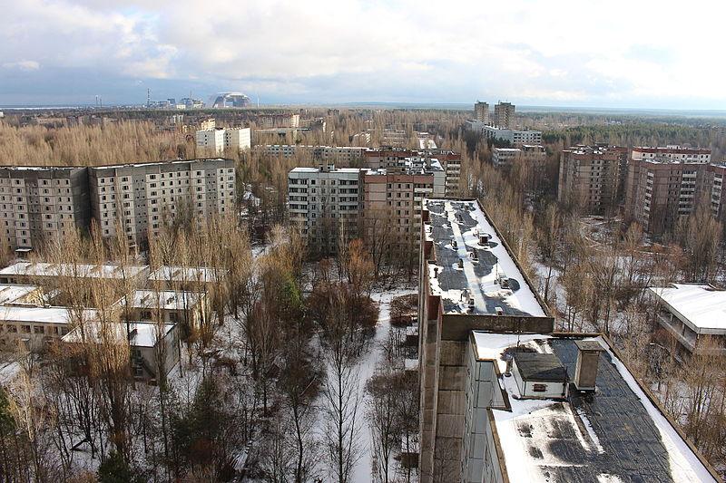 Pripyat City